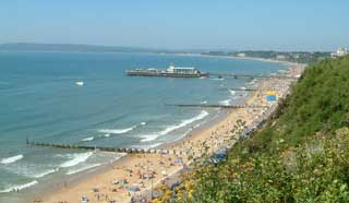 bournemouth beach bed and breakfast
